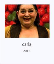 Carla aplati